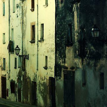 Creepy House by Lanas
