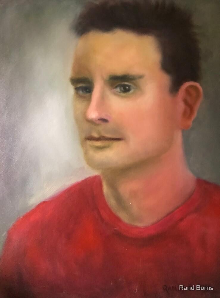 Red Shirt by Randy Burns