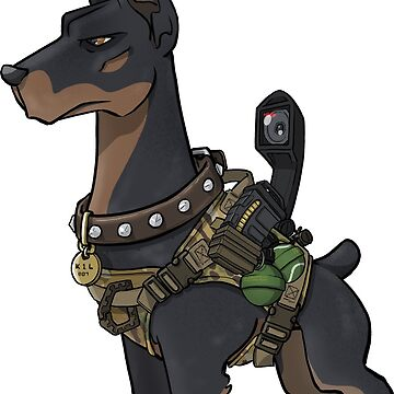K9 - 007 TACTICAL SERVICE DOG by TacOpsGear