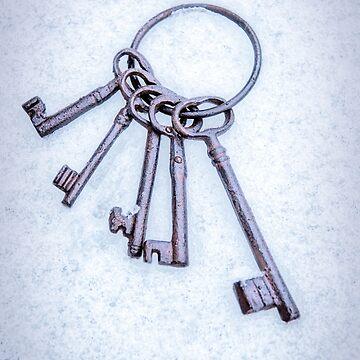 Rusty Keys by Lanas