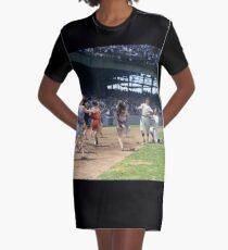 Al Schacht & Nick Altrock at MLB Opening game in Griffith Stadium in Washington D.C., 1924 Graphic T-Shirt Dress