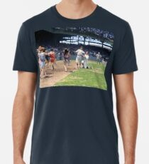 Al Schacht & Nick Altrock at MLB Opening game in Griffith Stadium in Washington D.C., 1924 Premium T-Shirt