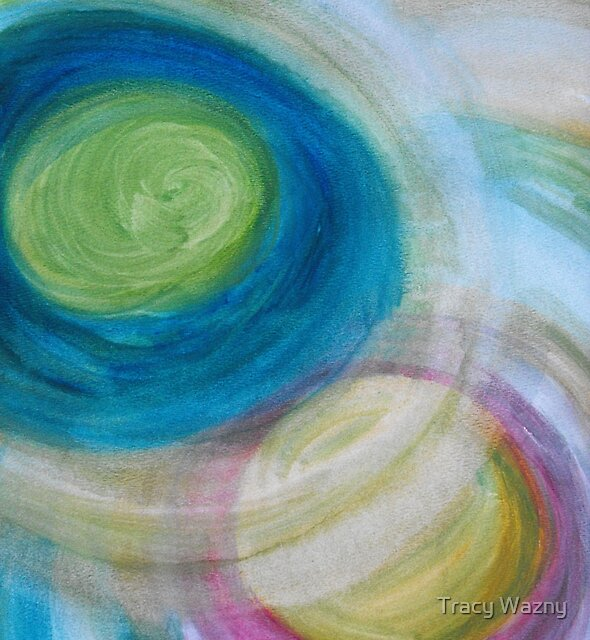 Emotion In Motion by Tracy Wazny