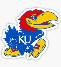 Kansas Jayhawks Sticker