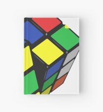 The cube Hardcover Journal