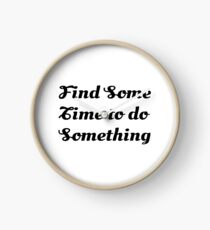 Find Some Time Clock