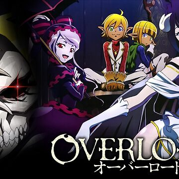 Overlord Poster - Ainz Ooal Gown by Puigx