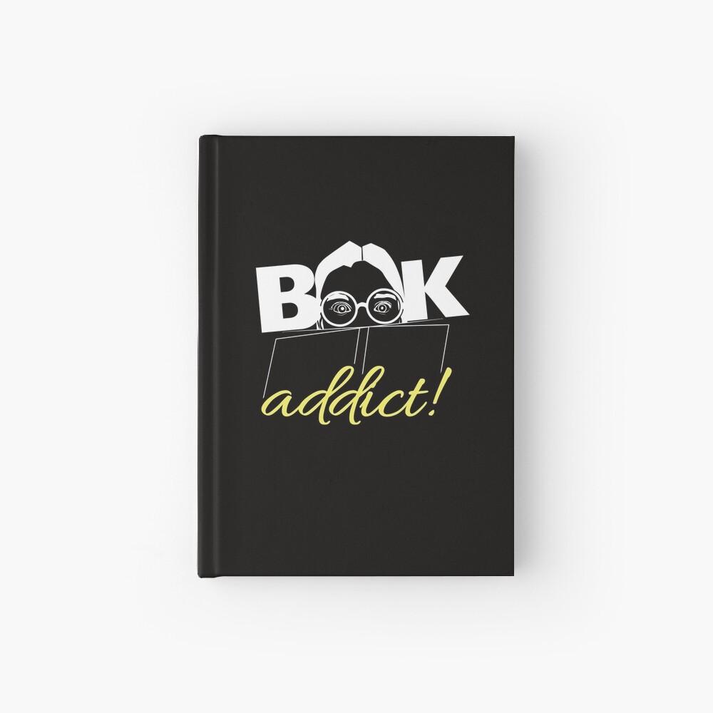Buchsüchtiger G Notizbuch