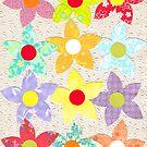DECORATIVE FLOWERS by RainbowArt
