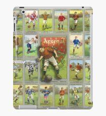 Arsenal FC - COYG Historical Card Art iPad Case/Skin