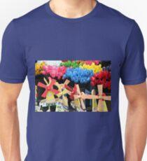 Windmills & tulips souvenirs, Holland Unisex T-Shirt