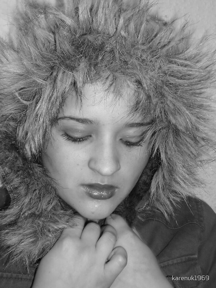 Fur Hood by karenuk1969