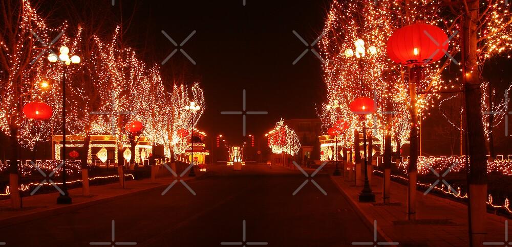 Holiday Lights by KLiu
