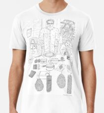 beegarden.works 010 Premium T-Shirt