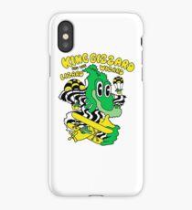 Gator Balloon King Gizzard iPhone Case/Skin