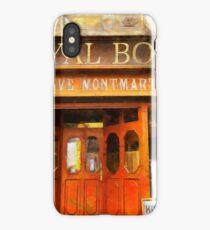 The French Hotel facade iPhone Case/Skin