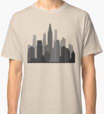 Downtown Grey Classic T-Shirt