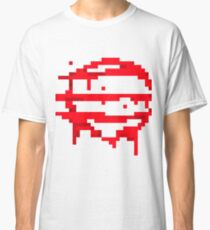 Hotline Miami: 50 Blessings logo Classic T-Shirt