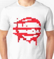 Camiseta ajustada Hotline Miami: logotipo de 50 bendiciones