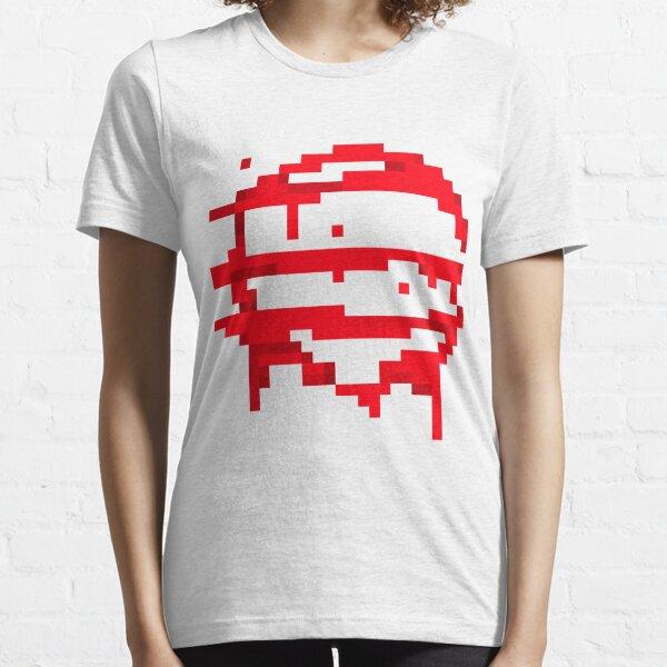 Línea directa Miami: logotipo de 50 bendiciones Camiseta esencial