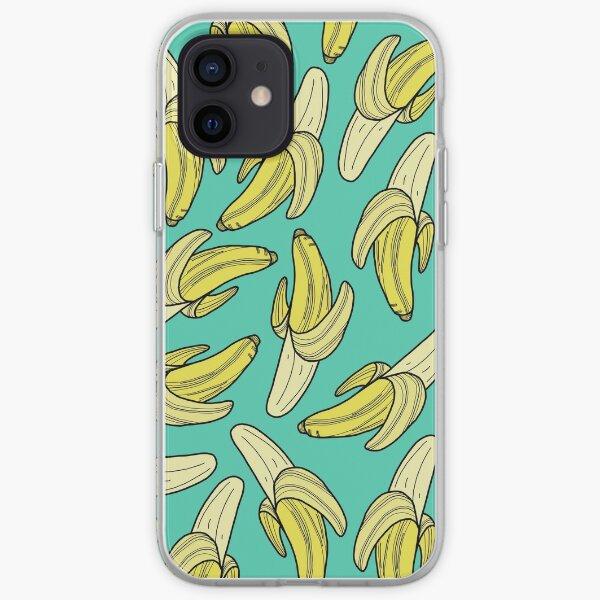 BANANA - JADE iPhone Soft Case