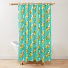 BANANA - JADE Shower Curtain