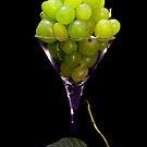 Green Grape Juice by jerry  alcantara
