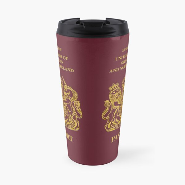 NDVH EU UK Passport Travel Mug