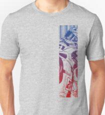 Bayliss Red 'n Blue T-Shirt