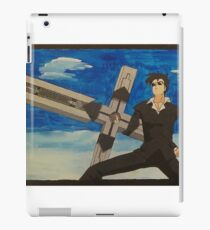 Nicholas D. Wolfwood by Ken Ormiston iPad Case/Skin