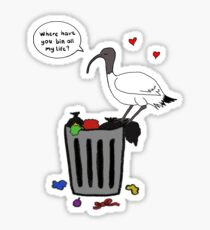 Where have you bin all my life?  Sticker