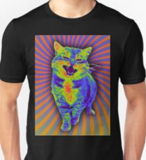 Psychedelic Kitty (Remaster) Unisex T-Shirt