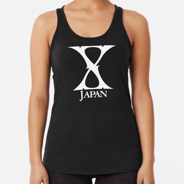 X Racerback des femmes du Japon Débardeur dos nageur