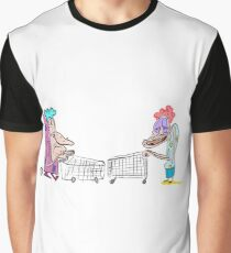 Two Grannies Graphic T-Shirt