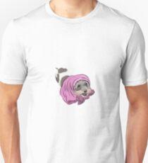 Mushu in a towel Unisex T-Shirt