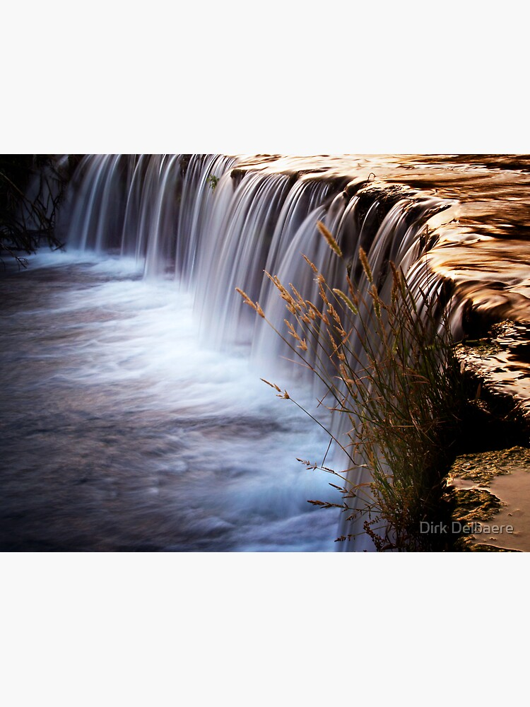 waterval3 by Delbaere