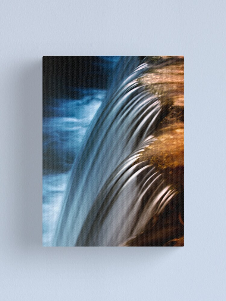 Alternate view of waterfall4 Canvas Print