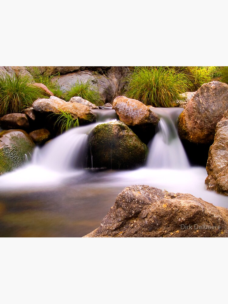 Waterfall 8 by Delbaere