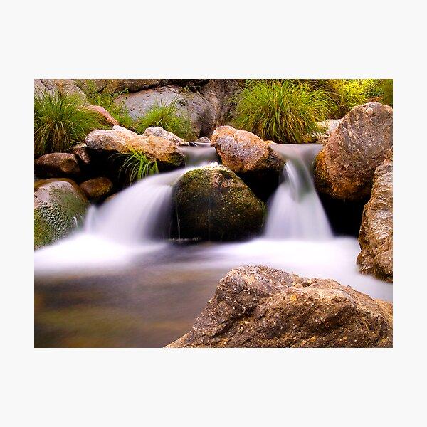 Waterfall 8 Photographic Print