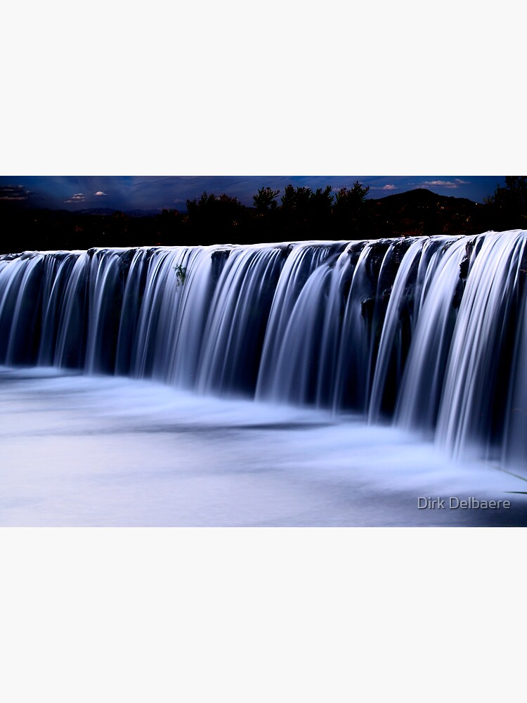 Waterfall 7 by Delbaere