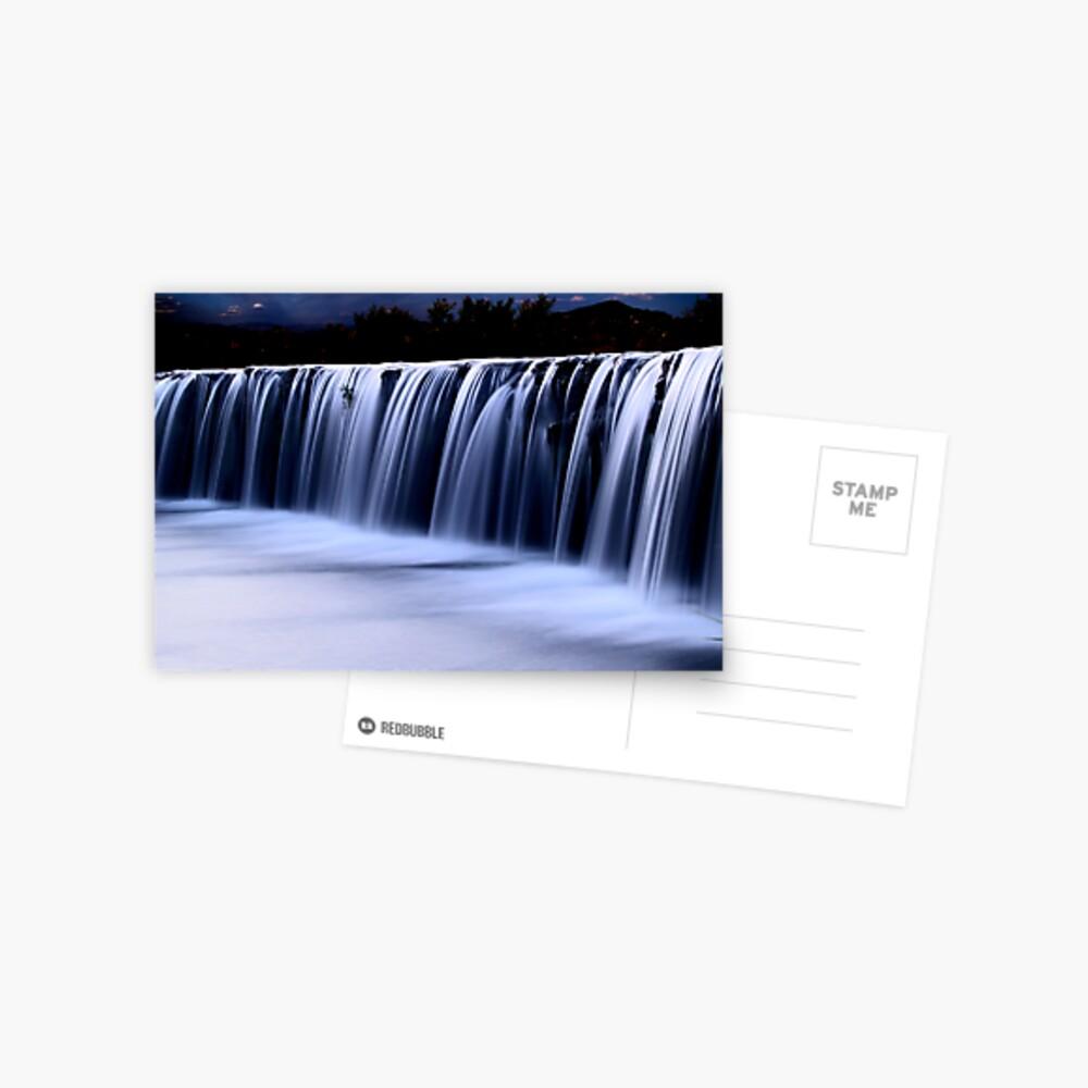 Waterfall 7 Postcard