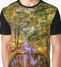 Water, The Christmas Trees Graphic T-Shirt