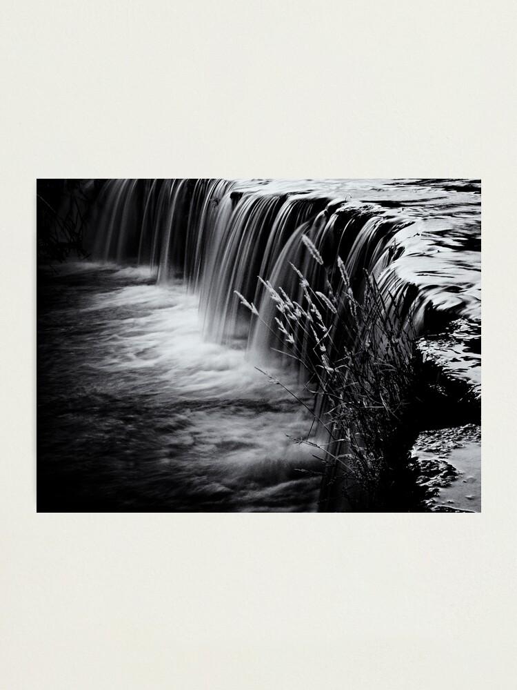 Alternate view of Waterfall 6 Photographic Print