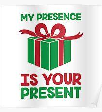 Presence Presents Poster