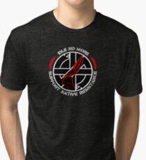 IDLE NO MORE 1 Tri-blend T-Shirt