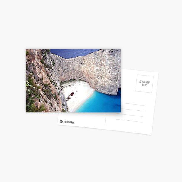 Zakynthos, Greece Postcard