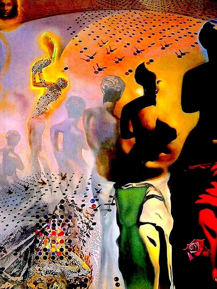 VENUS DE MILO : Vintage Dali Abstract Surreal Print by posterbobs
