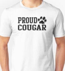 Proud Cougar Slim Fit T-Shirt
