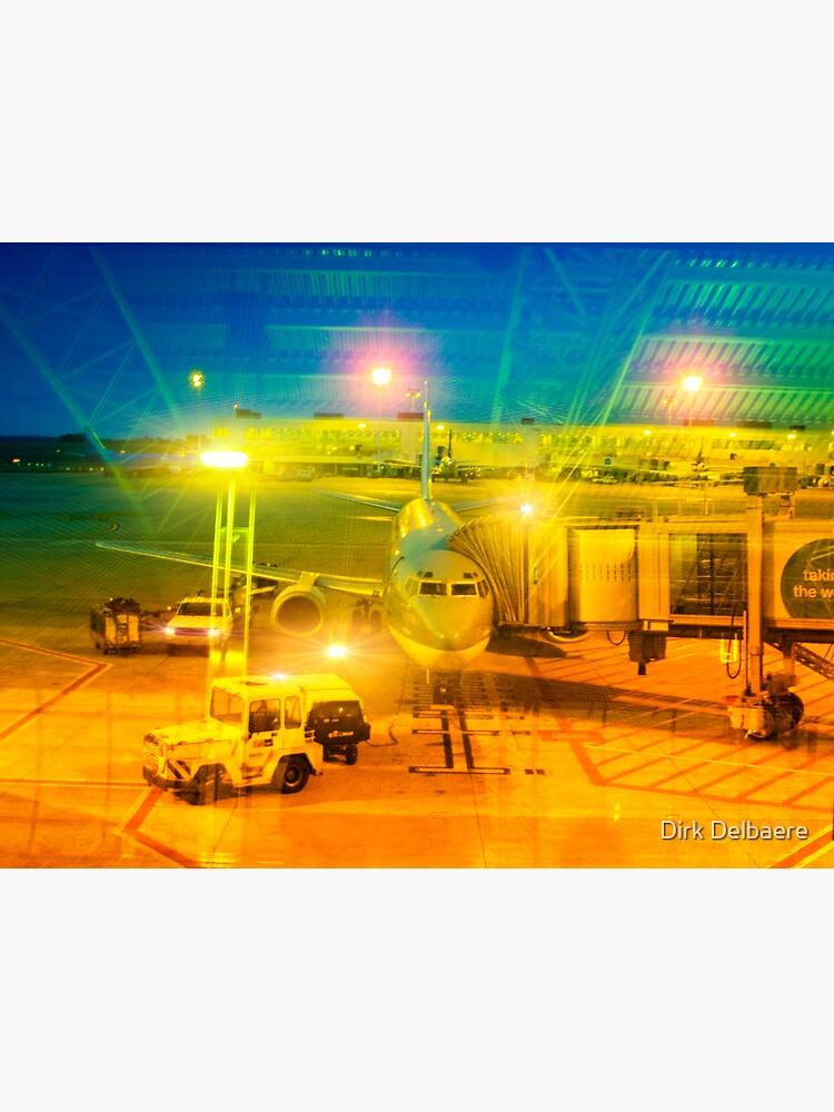 plane by Delbaere