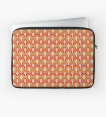 Retro red  Laptop Sleeve